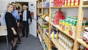 Trois épiceries sociales pour les étudiants à Bruxelles